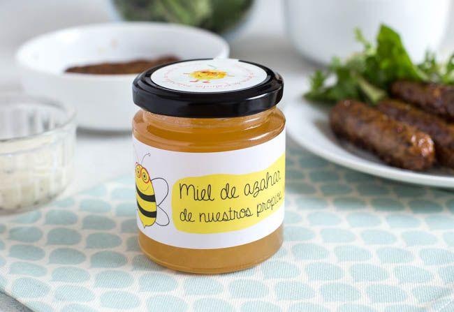 Product shot for Naranjas del Carmen