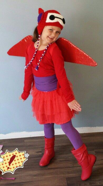 Girly Baymax Costume