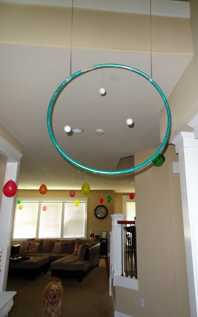 Nerf target ideas / nerf party! so cute