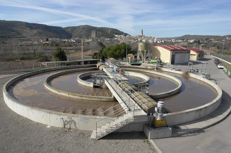 EDAR de Jérica -Castellón- (C.Valenciana) Gestionada por FACSA