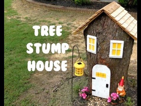 Her Husband Left A Tree Stump In Their Yard. 2 Weeks Later, She Takes Off The Trash Bag ... | facebook