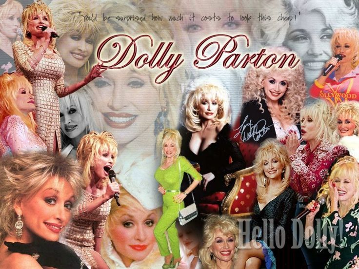 Dolly Parton ✾ ~Living Legend~American Icon~
