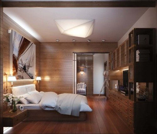 Hotel Bedroom Design And Picture With Cozy Decoration