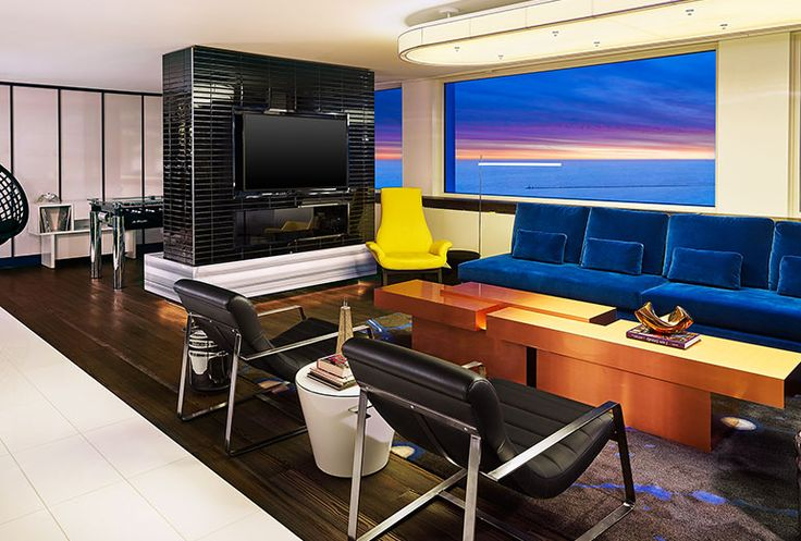 W Chicago – Lakeshore | IL 60611 - Extreme WOW Suite
