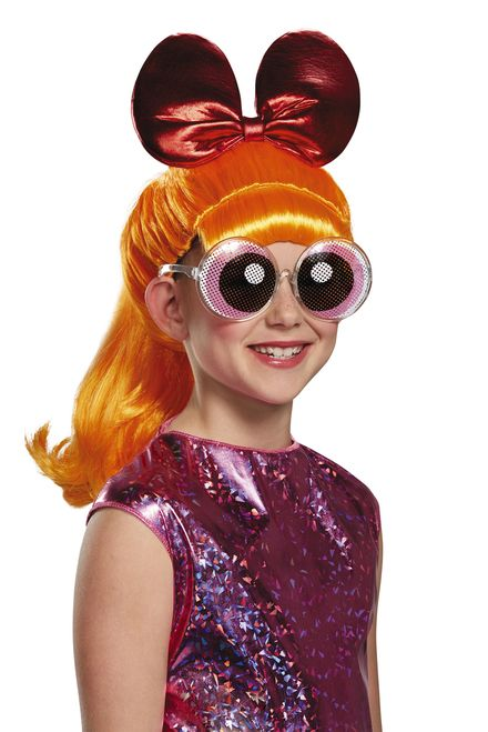 Let your child become the leader of the Powerpuff Girls as Blossom! - Bright…