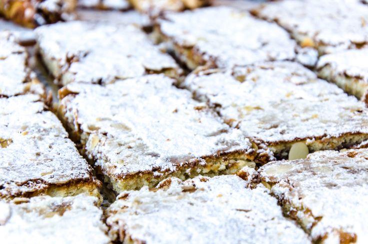 Mandelkuchen - Torta di marzapane - Rezept von Pastaweb