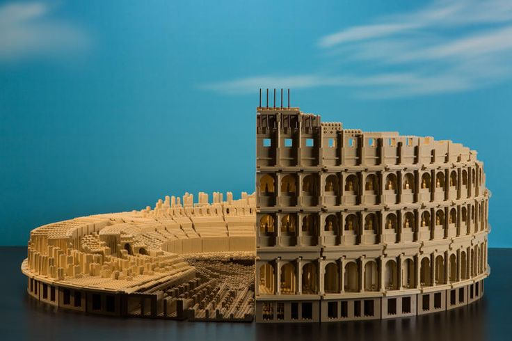 As one of the few master Lego builders on Earth, Adam Reed Tucker is living out many an architect's childhood dream.