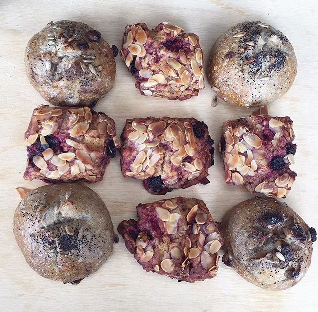Amazing Sunday Sustainable Bakery By @cassywallfood