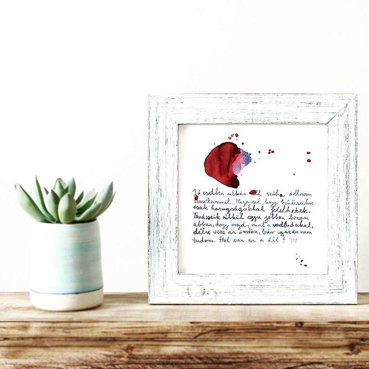Next update picture.Text by Márton Simon. #dalokamagasföldszintről #simonmarton #poetry #watercolour #akvarell #paper #workonpaper #bookmaking #update #instaartist #instacool