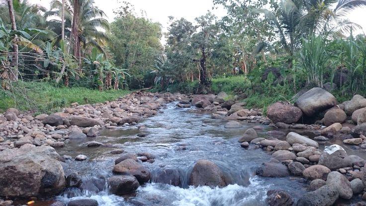Magpet river /philippines