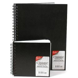 Cachet 9-inch x 12-inch Classic Graph Sketch Book | Overstock.com Shopping - The Best Prices on Paper & Sketchbooks