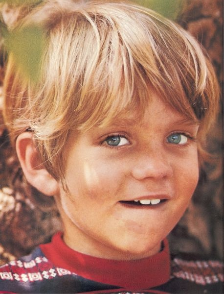 Brian Forster (the 2nd Chris Partridge)   Partridge Family ...