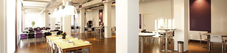 Congrescentrum & Bedrijvencampus Harderwijk. Hal voor 800 personen + subzalen