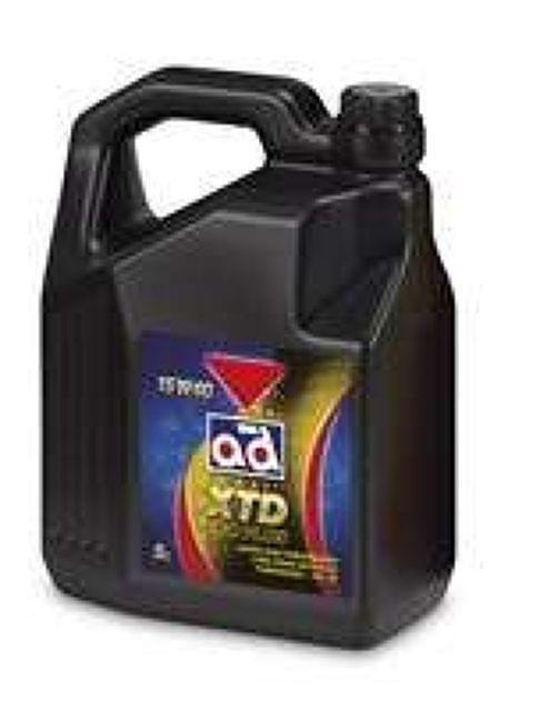 . ACEA E5/E7, E3, B3- API CH-4, CI-4, SL El aceite AD XTD15W40 est� especialmente formulado para utilizarlo en motores Diesel y para veh�culos pesados y maquinarias.Para cualquier duda consulte con nuestro gur� en recambios. ninguno de nuestros productos