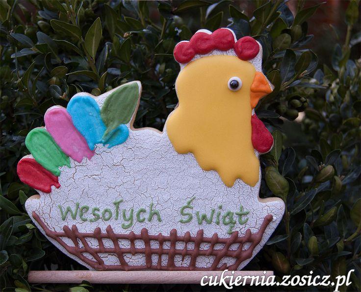 cookie easter - hen