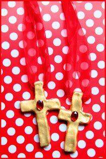 Klinkers in Beeld:  Gouden kruis van de Sint (Met beschrijving)