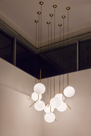 String Ic Lights Installation By Michael Anastiades