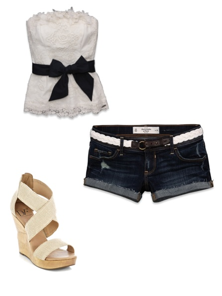 Abercrombie outfit