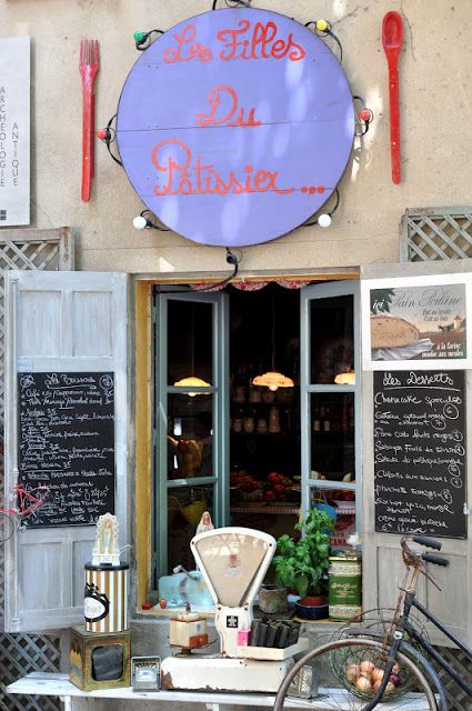 """""""Girls of Pastry"""" St Remy ~ Provence, France"""