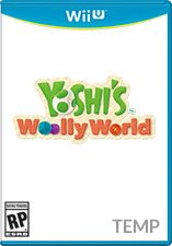 Yoshi's Woolly World - This game looks super cute! A blend of elements from Yoshi's previous games and Kirby's Epic Yarn!