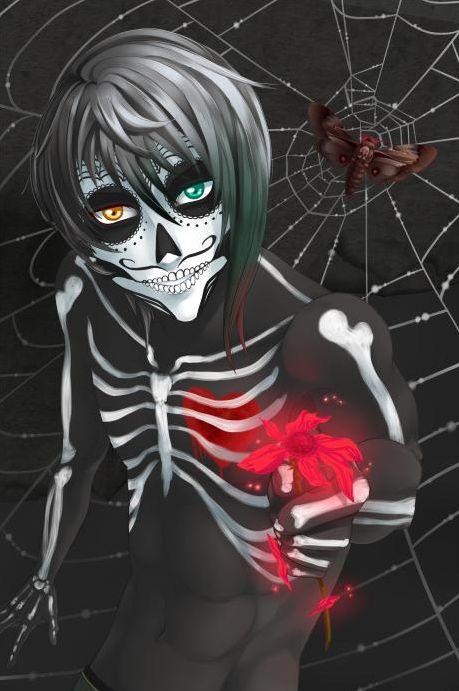 Lysandre Halloween