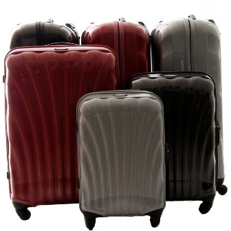 $25 Off every $125 you spend + Free Standard Shipping on Luggages