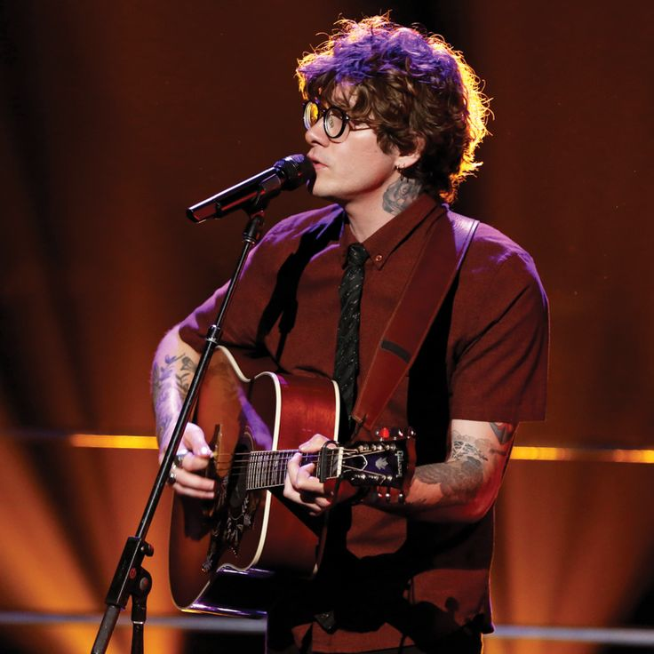 """Matt McAndrew from the Voice sang Damien Rice's """"The Blower's Daughter"""" the other night and I pretty much died."""