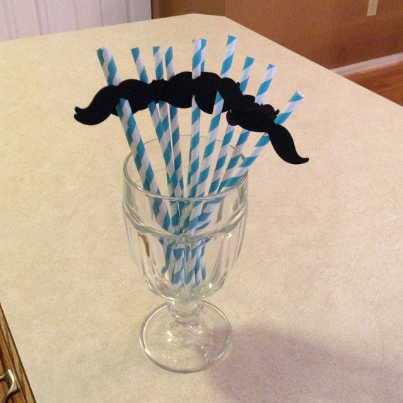 This listing is for 12 Mustache straws. We love to do custom orders, please send us a message to request your special order today