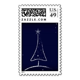 Modern Abstract Christmas Tree Stamps http://www.zazzle.com/Lasting__Impressions?rf=238481928796519839