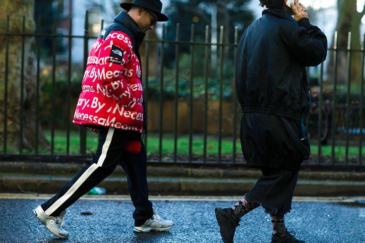 Кэролайн Исса, Брайан Бой, Сьюзи Лау и другие на улицах промозглого Лондона