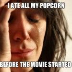 First World Problems Meme collection (20 pictures)