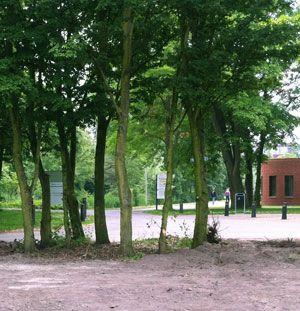 Inrichtingsplan zorgterrein Albardastraat te Den Haag door Vollmer & Partners