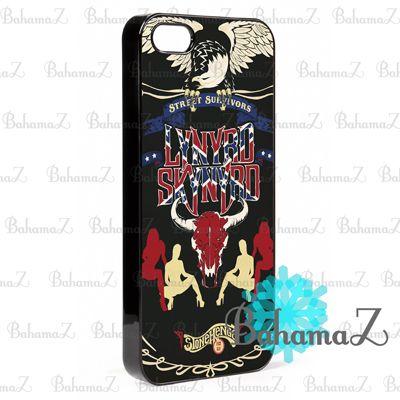 New Rare Lynyrd Skynyrd Stone Henge iPhone 5 5S Case | Bahamaz - Accessories on ArtFire
