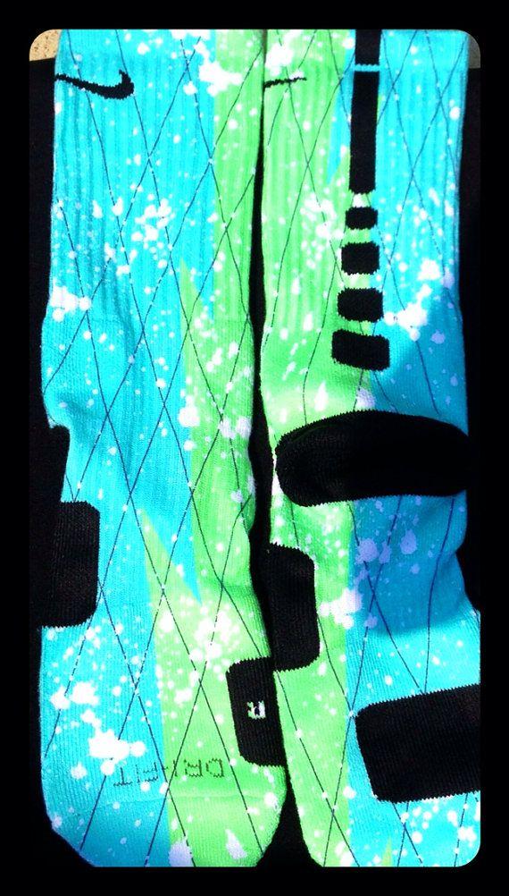 KD preheat custom Nike Elite Socks, $36.99