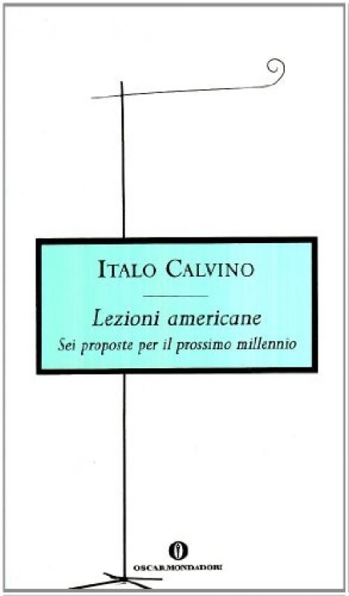 #Calvino - Lezioni americane.