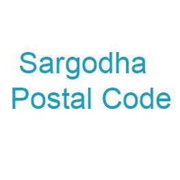 Postal Code Of Sargodha - Sargodha Postal Code List