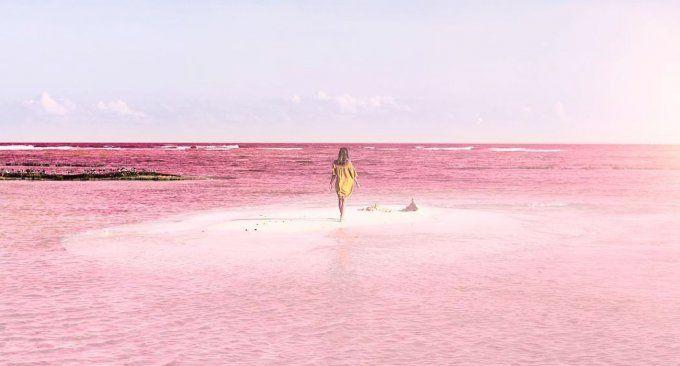 MESSICO - Laguna Rosa