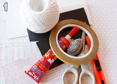 Blog studio75.pl: Kurs na... magnesik lodówkowy