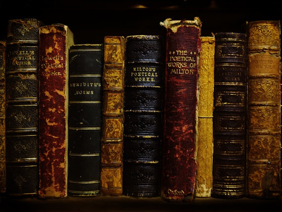 Vintage Books Photograph  Fine Art Photography by TimIrving, $25.00