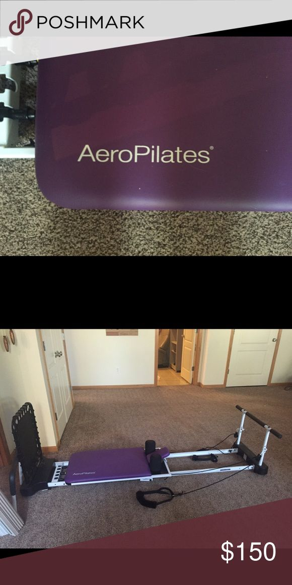 Aero Pilates Machine Aero Pilates Machine barely used and in perfect condition Other