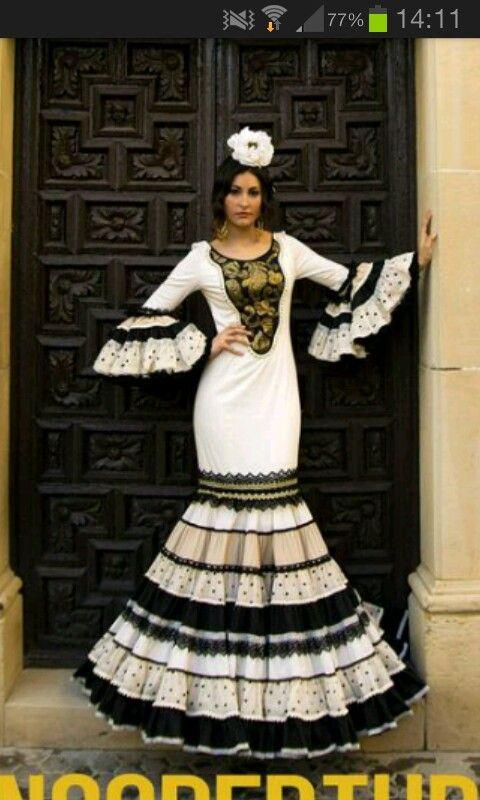 Vestido canastero ( no se su procedencia, pero me encanta )