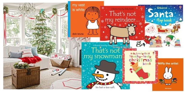 Books under the Christmas' tree - Join MCW to discover and share with your friends a new fun way to #create something unique for your child!