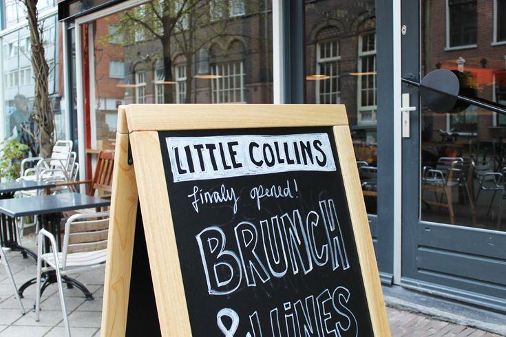 Brunch at Little Collins - PIJP