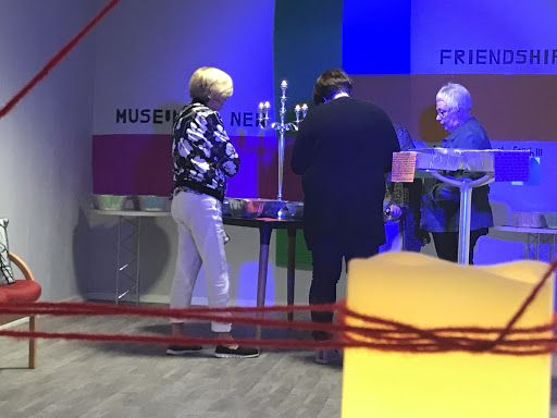 Philosophy and Art beyond conventional practice: From the opening of a pop up museum in Beisfjord, ...