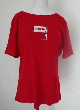 À vendre sur #vintedfrance ! http://www.vinted.fr/mode-femmes/hauts-and-t-shirts-t-shirts/30233465-t-shirt-vintage-annees-80s-armor-lux-un-amour-de-poisson-bijou-taille-m