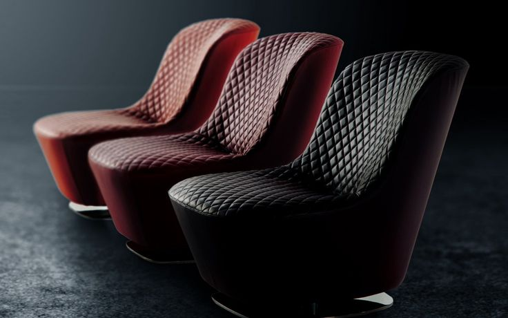 badiane armchair sacha lakic design for the roche bobois spring summer collection 2015 se