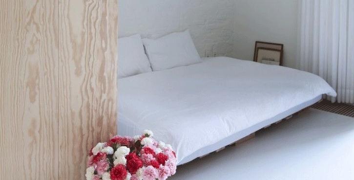 ... Kleine Slaapkamers op Pinterest - Slaapkamers, Kleine slaapkamers en