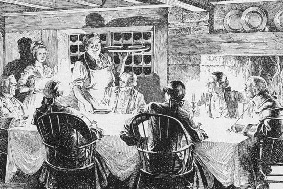 What Life Was Like in 1776: Americans had the highest per capita income in the civilized world, paid the lowest taxes—and were determined to keep it that way. America in 1776 was also a diverse nation. The first census, taken in 1790, revealed that only about 60% of the people came from England. The rest were German, Irish, Dutch, Scottish, Swedish and African.