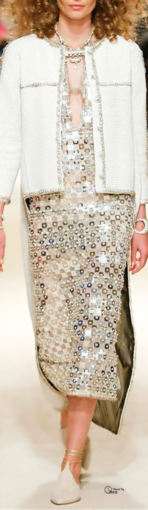 Chanel Resort 2015. Bring the sparkle back, for affordable ideas visit Dufferin Mall on Facebook.