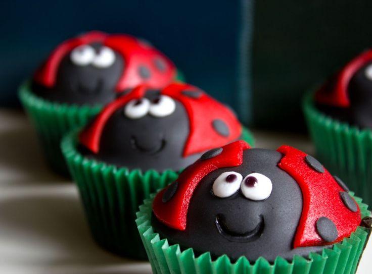 #TuFiestaTip -No podían faltar los cupcakes de catarina para ese momento dulce